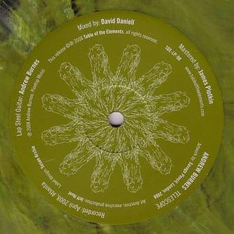 Telescope EP by Andrew Burnes
