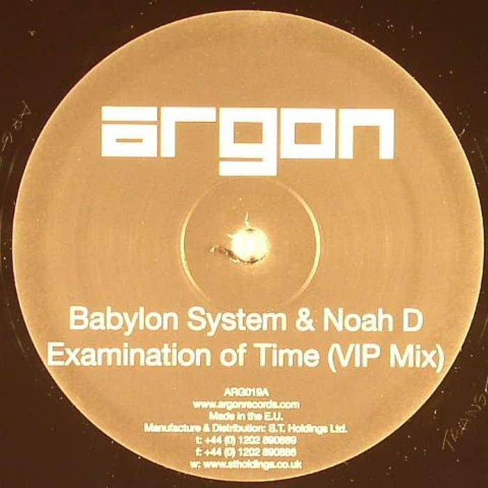 Examination Of Time VIP/ California Style by Babylon System & Noah D