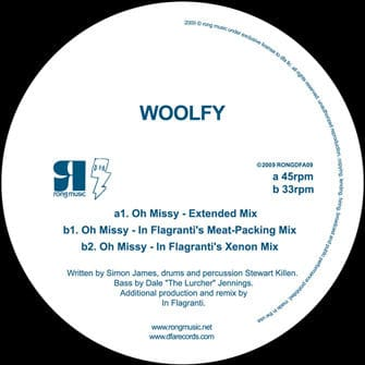 Oh Missy (In Flagranti Mixes) by Woolfy