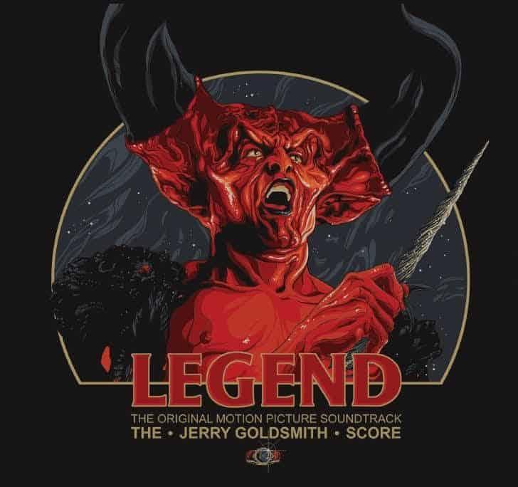Legend by Jerry Goldsmith