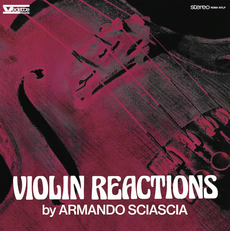 Violin Reactions by Armando Sciascia