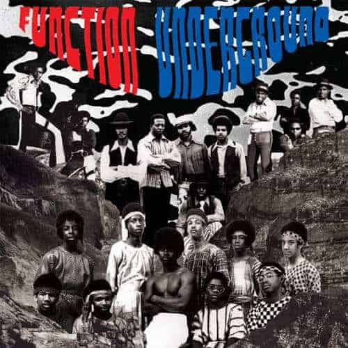 Function Underground: The Black & Brown American Rock Sound 1969-1974 by Various
