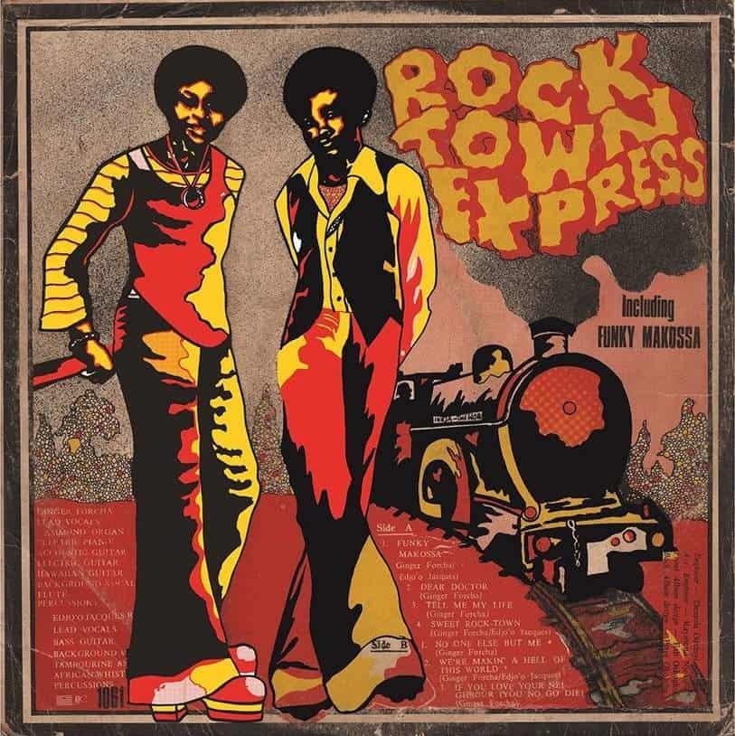 Funky Makossa by Rock Town Express