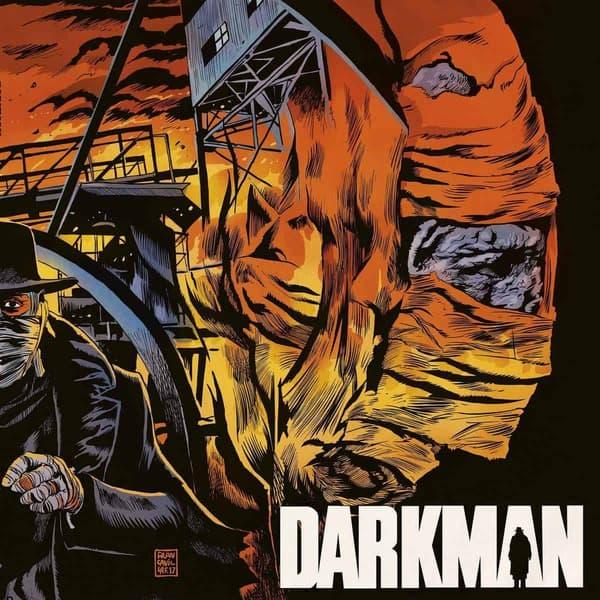 Darkman by Danny Elfman