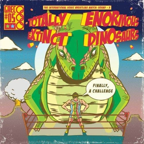 All in One Sixty Dancehalls by Totally Enormous Extinct Dinosaurs