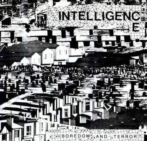 Boredom and Terror / Let's Toil by The Intelligence