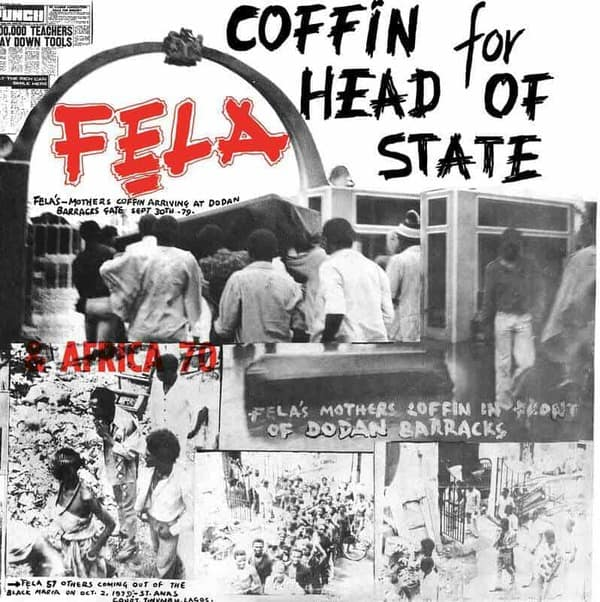 Coffin For Head Of State by Fela Kuti & Africa 70