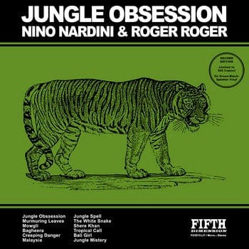 Jungle Obsession 9 by Nino Nardini (featuring Roger Roger)