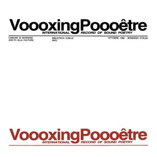 Voooxing Poooêtre by Various