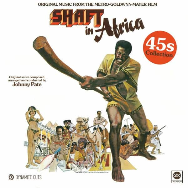 Shaft In Africa by Johnny Pate