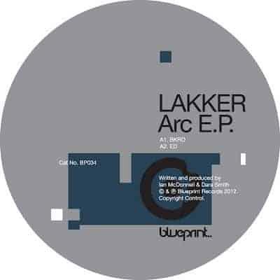 Arc EP by Lakker