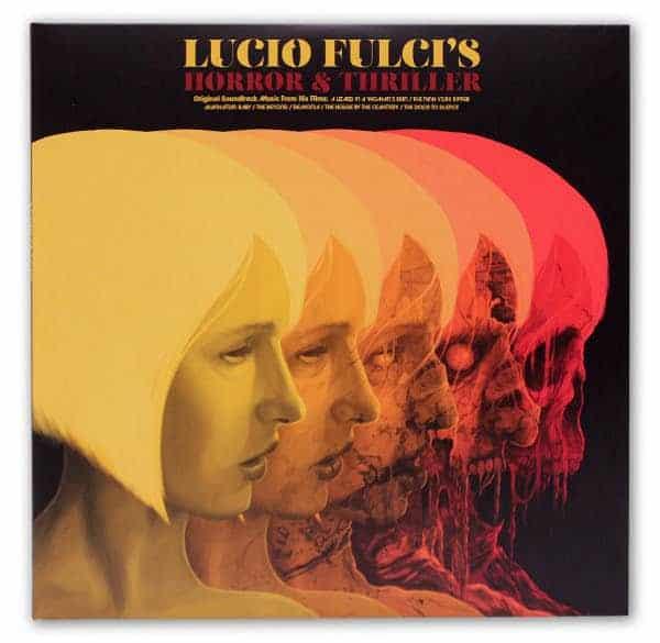 Lucio Fulci's Horror & Thriller by Various
