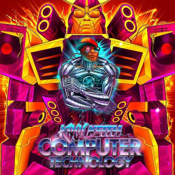 Computer Technology by Kool Keith