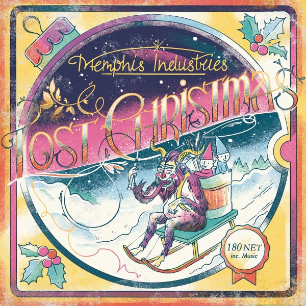 Lost Christmas: A Memphis Industries Festive Selection Box by Various