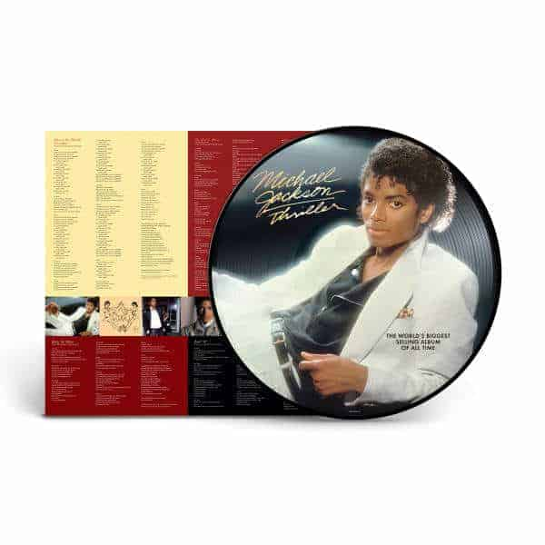 Thriller by Michael Jackson