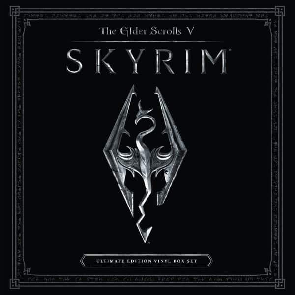 Jeremy Soule - The Elder Scrolls V : Skyrim – Ultimate Edition Vinyl Box Set