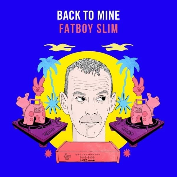 Back To Mine by Fatboy Slim / Various
