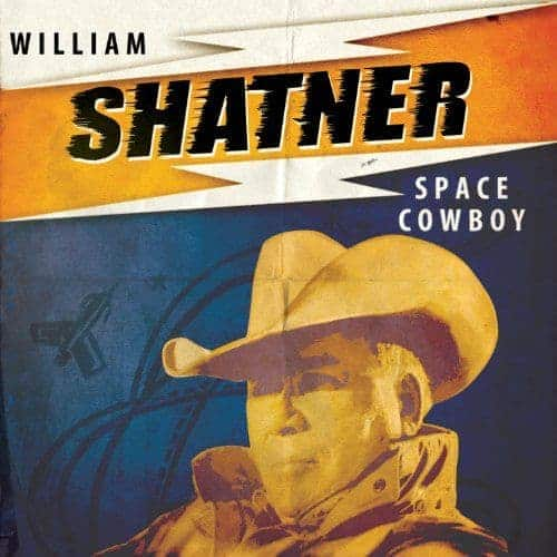 Space Cowboy by William Shatner