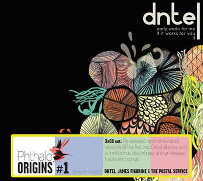 Phthalo Origins by Dntel
