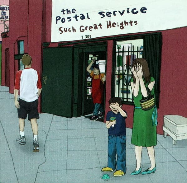 Such Great Heights by The Postal Service