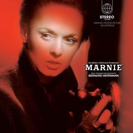 Marnie by Bernard Herrmann