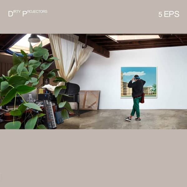 5EPs by Dirty Projectors