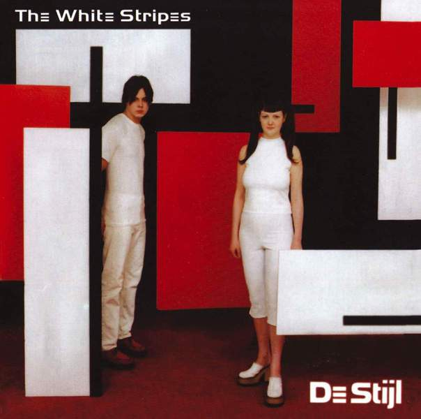 De Stijl by The White Stripes