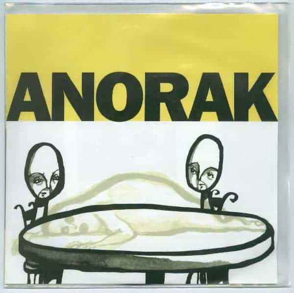 What I Found Last Year by Anorak