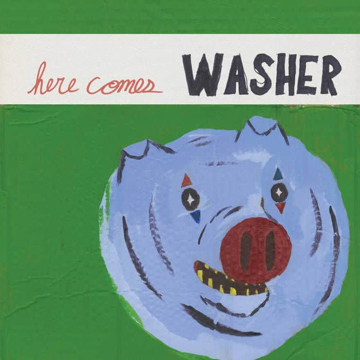 Here Comes Washer by Washer