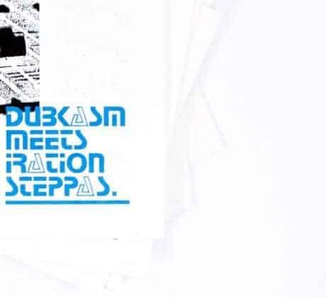 CM4400 EP by Dubkasm meets Iration Steppas