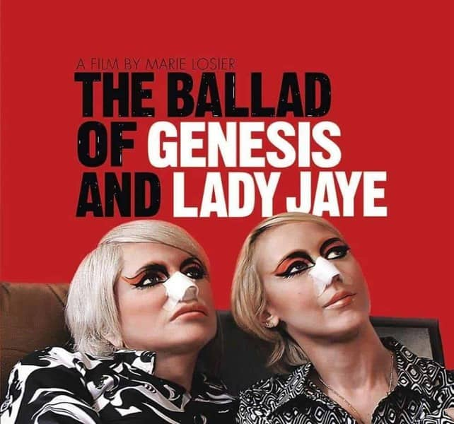 Music From The Motion Picture: The Ballad Of Genesis & Lady Jaye by Various Artists