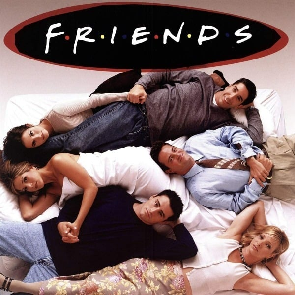Friends (Original Soundtrack) by Various