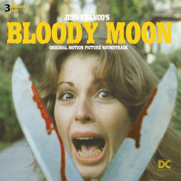 Jess Franco's Bloody Moon (Original Motion Picture Soundtrack) by Orchester Michel Dupont & Gerhard Heinz
