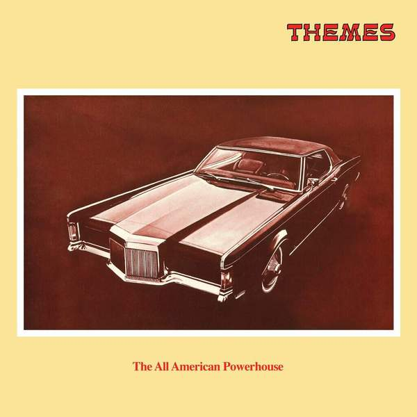 The All American Powerhouse by Various