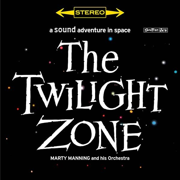 The Twilight Zone by Marty Manning and his Orchestra