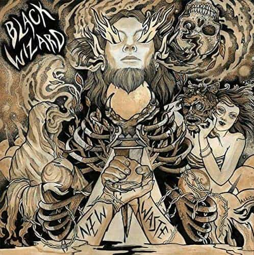New Waste by Black Wizard