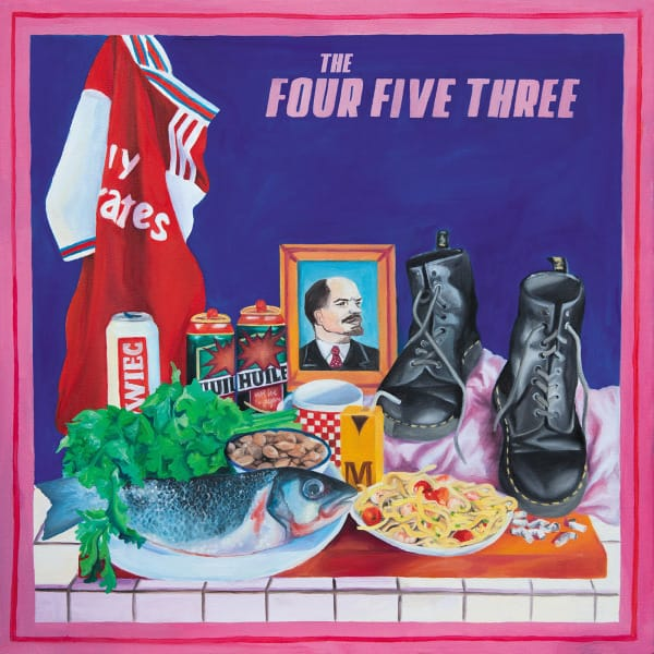 The Four Five Three by The Jacques