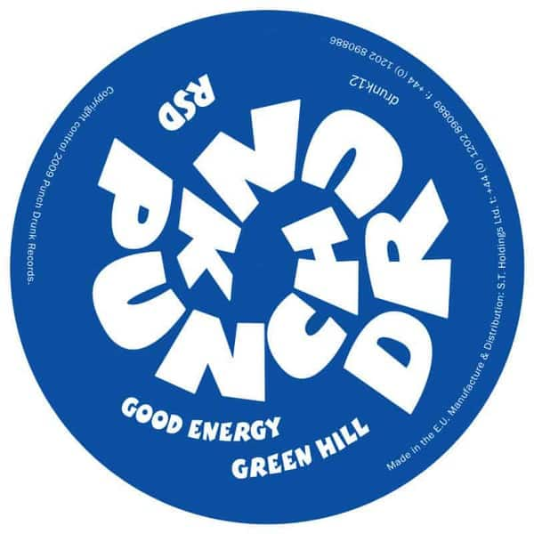 Good Energy / Green Hill by RSD