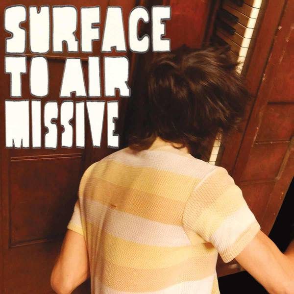 Third Missive by Surface To Air Missive