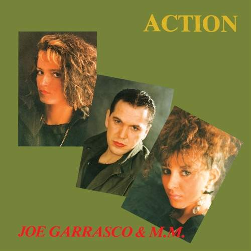 Action EP by Joe Garrasco & M.M.
