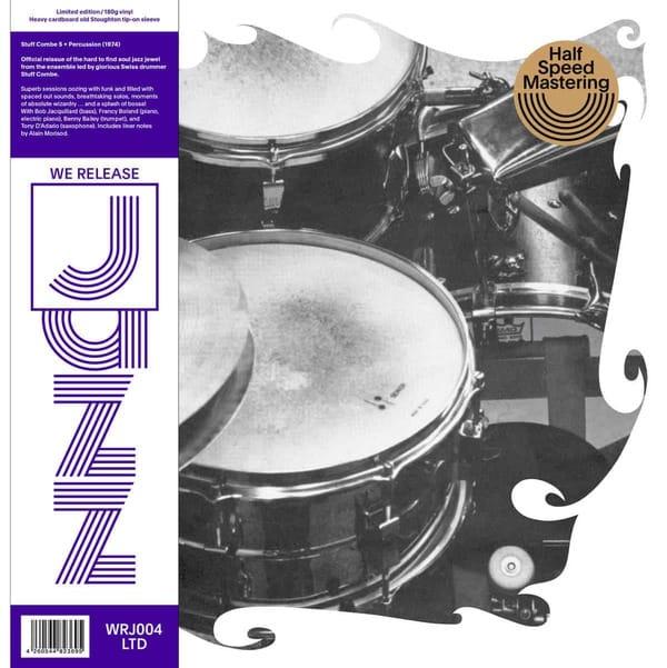 Stuff Combe 5 + Percussion by Stuff Combe