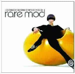 Rare Mod by Various (Steve Marriott, The Silence, The Attack etc.)
