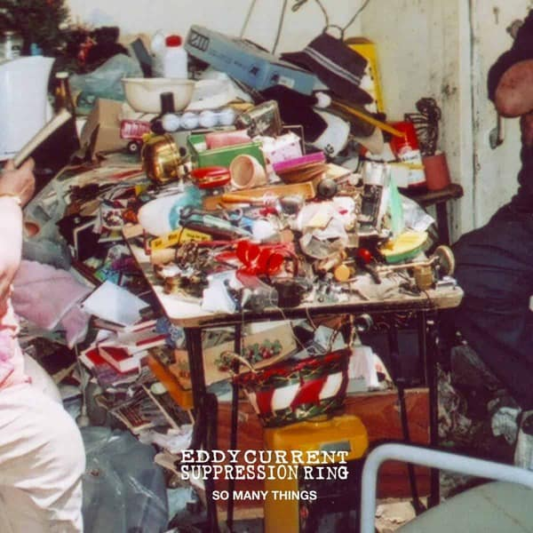 So Many Things by Eddy Current Suppression Ring