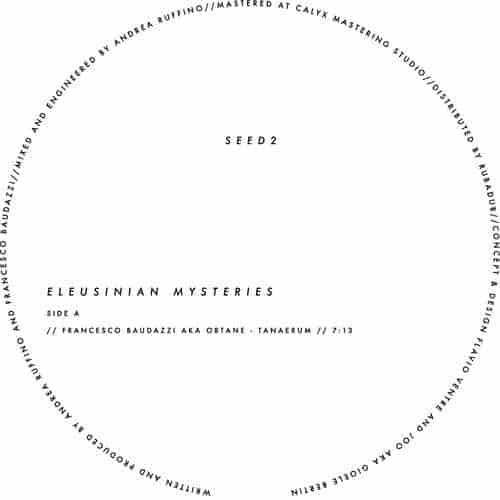 Eleusinian Mysteries by Obtane & nAX_Acid