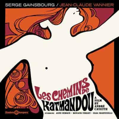Les Chemins De Katmandou by Serge Gainsbourg & Jean-Claude Vannier