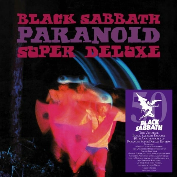 Paranoid (50th Anniversary Edition) by Black Sabbath