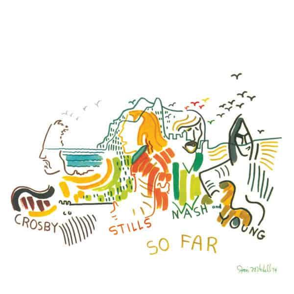 So Far by Crosby, Stills, Nash & Young