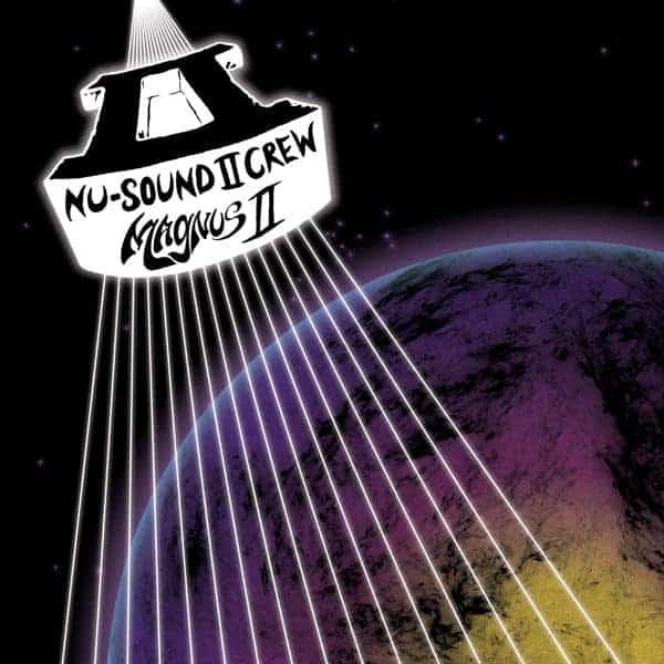 Spilt EP by Nu-Sound II Crew / Magnus I