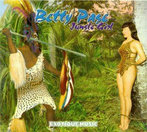 Betty Page- Jungle Girl by Various