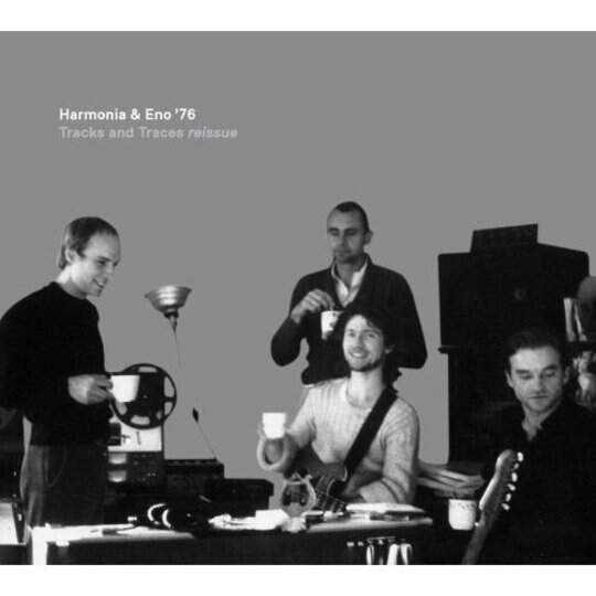 Tracks and Traces by Harmonia & Eno '76